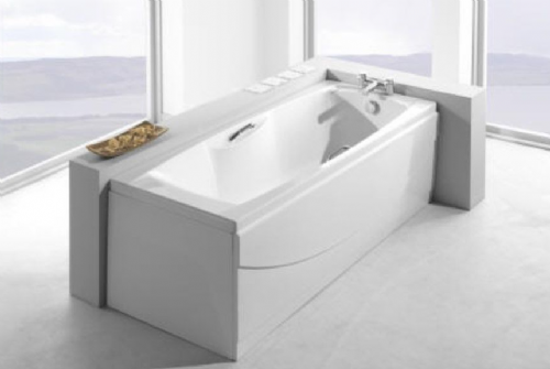 Carron Imperial 1600 x 700mm, Twin Grip, Single Ended Bath
